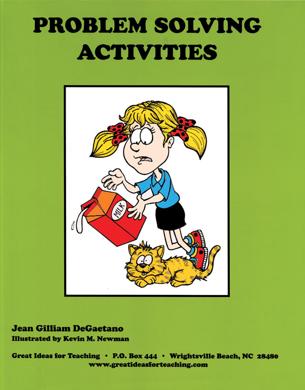 problem solving activities jean gilliam degaetano