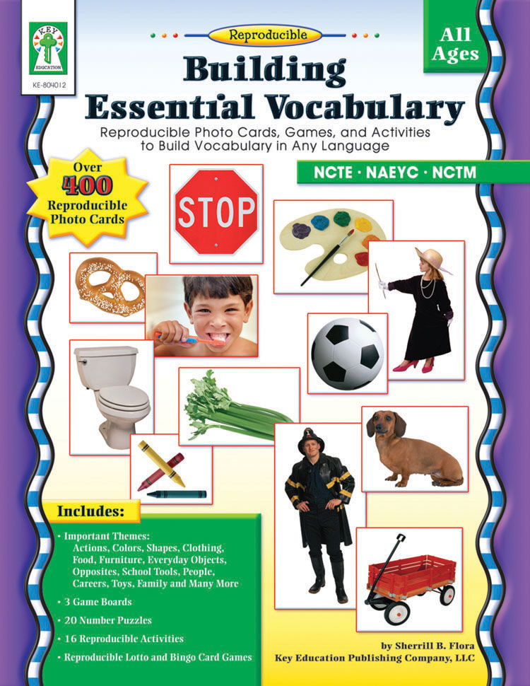 Building essential vocabulary great ideas for teaching for Construction vocabulary