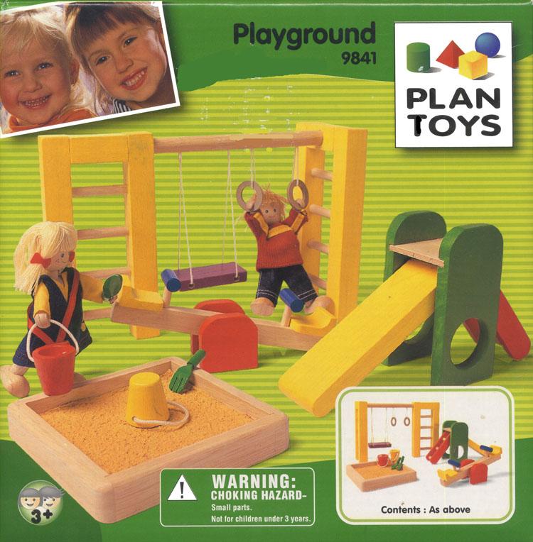 Plan Toys Playground 69